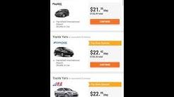 Car Rentals App - Rent a Car TODAY!