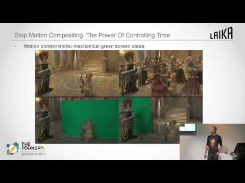 Stop Motion Compositing: The Power of Controlling Time