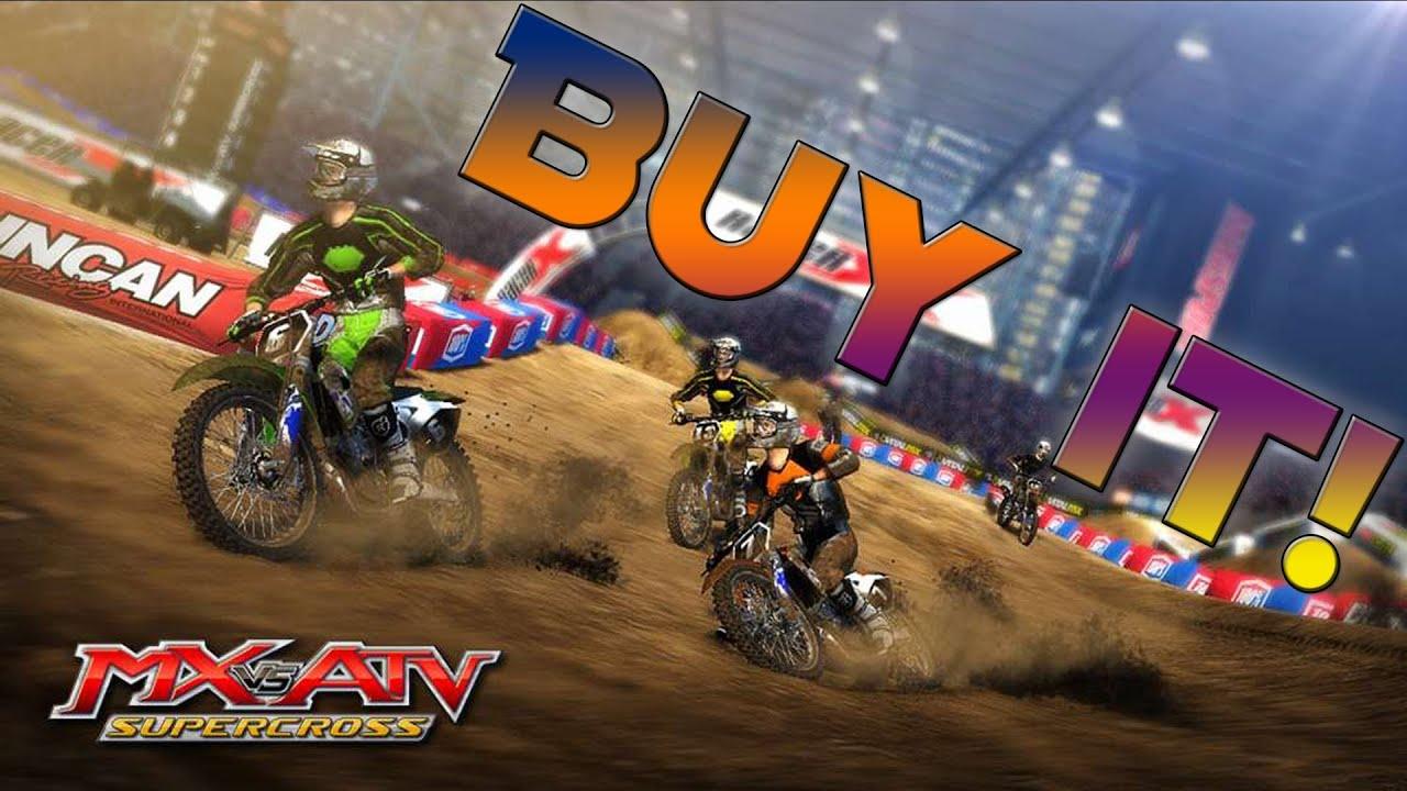 Here's Why You Need to Buy MX vs. ATV Supercross!