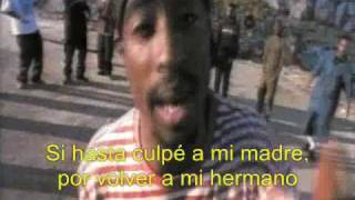 2pac keep ya head up subtitulado en espaol