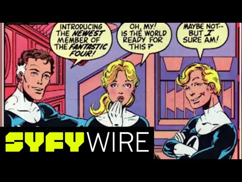 How Marvel Should Handle Fantastic Four | New York Comic-Con 2017 | SYFY WIRE