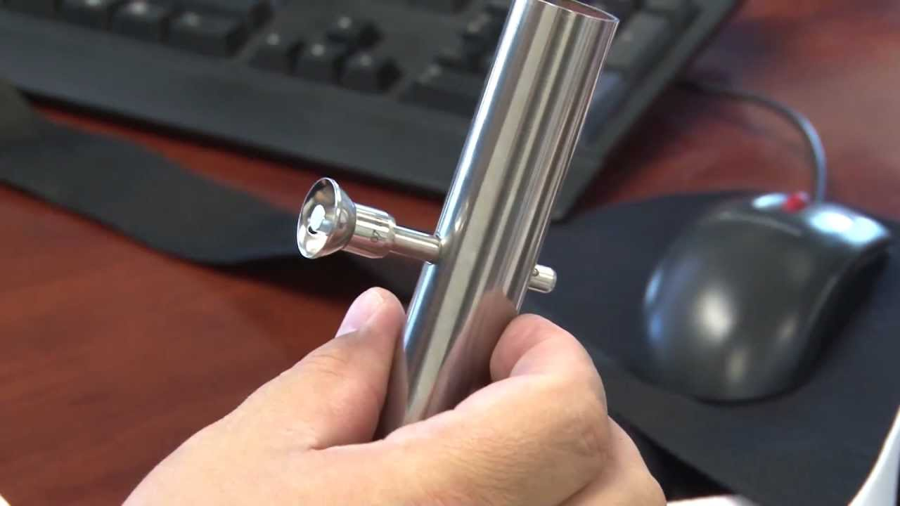 Quick Lock Pin - Stainless Steel Locking Pin - YouTube