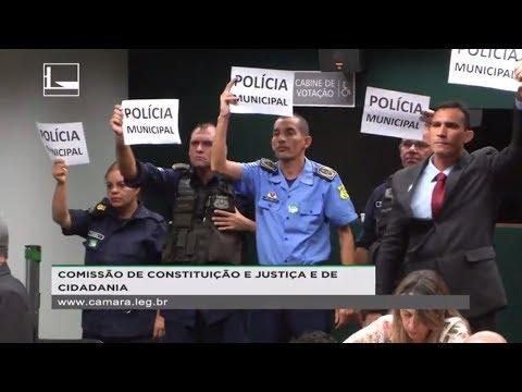 CONSTITUIÇÃO E JUSTIÇA E DE CIDADANIA - Reunião Deliberativa - 06/06/2018 - 10:42