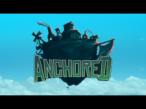 Quick Look: Anchored - A Village in the Sky (Anchored Gameplay)