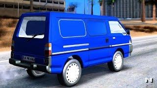GTA San Andreas - Mitsubishi L300 PanelVan EnRoMovies