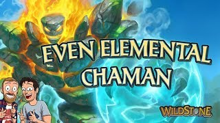L'INCROYABLE ELEMENTAIRE CHAMAN PAIR ! [Wild] [Fr] [Hearthstone]