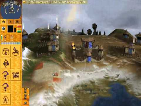 Populous the beginning 3v1 Onur, Kashdan and Chumara94 Vs Nici - Face Off