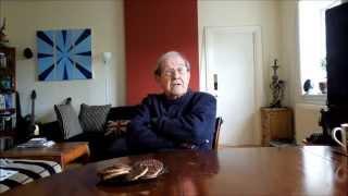 Reg Baker Interview - Part 1 of 6 - Palestine 1946/48