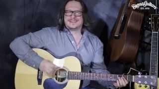 �������� ���� Sigma Guitars. Тимур Ведерников о влиянии формы гитары и древесины на звук. ������
