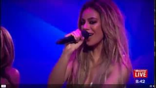 Fifth Harmony - All In My Head (Flex) (Live @ Sunrise Australia 13/07/2016)