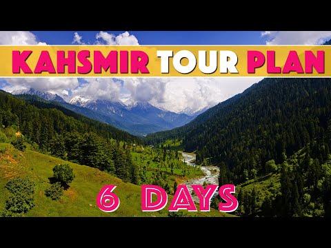 Kashmir Tour Plan | Srinagar, Gulmarg, Sonmarg and Pahalgam | Dream Places to Visit after Lockdown