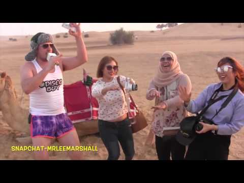 Discoboy Uncut in Dubai U.A.E Raw Footage
