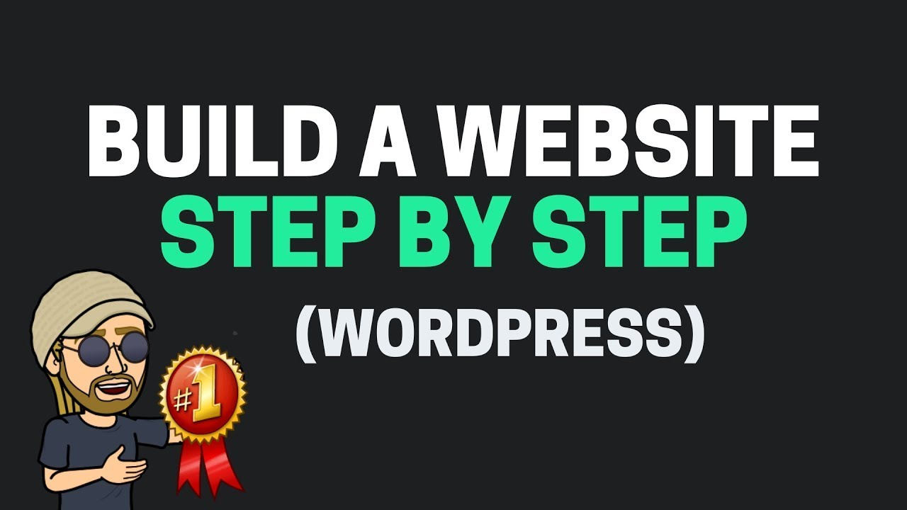 How To Build A Website with WordPress - Super Easy Tuto... | Doovi