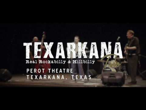 Texarkana Trio - Honky Tonk Song @ Perot Theatre, Texarkana Texas