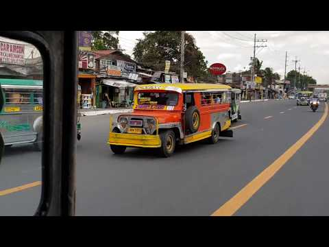 SRF39 - PHILIPPINES TRANSPORT 2018 PT2 TRIKE CABRIDE BUSES JEEPNEYS
