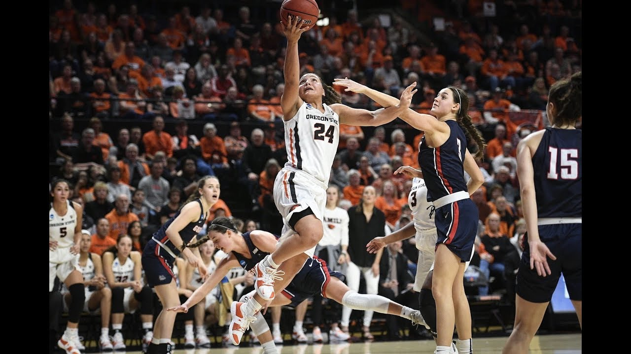 What they're saying about Friday's Oregon State-Louisville NCAA women's basketball Sweet Sixteen game