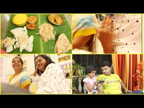 Gold Shopping on Akshaya Tritiya | Special Lunch at My Mom's Home | Wednesday Vlog