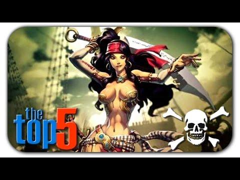 Обзор ТОП 5 лучших игр про морских пиратов ☠ (для PC)