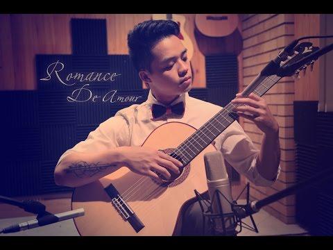 Romance De Amour  - The String Guy - classical guitar
