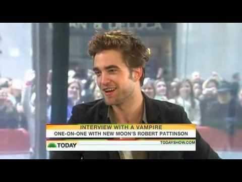 Robert Pattinson Talks About Kristen Stewart Rumors
