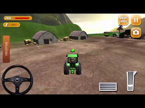Tractor Farming Simulator 2017 - Play A Real Tractor Farmer Simulator - iOS / Android Gameplay