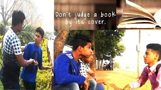 Gambar cover Don't judge a book by it's cover || Brothers vp