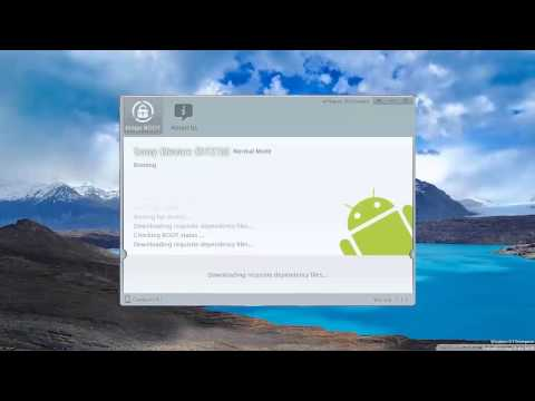 Rooting Tutorial - How to Root Sony Xperia Miro (ST23i) with Kingo ROOT