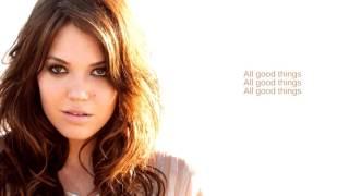 Mandy Moore 02 All Good Things Lyrics