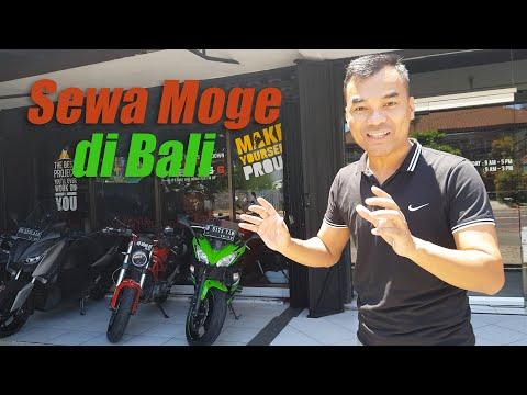 Rental Moge Bali | Sewa Motor Gede Ducati Kawasaki Yamaha Honda | Motoworld Bali