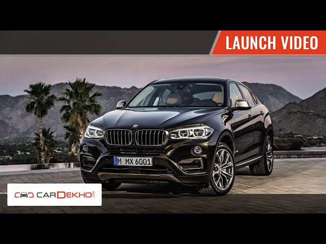 Bmw X6 Price Images Review Specs