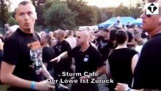 Sturm Cafe - Der Lowe Ist Zuruck (Live)