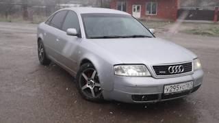 Audi A6 C5 Quattro #3 Против V6 Opel Omega Кто Кого?