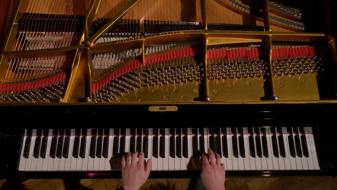 J. S. Bach Fugue in C Major BWV 953 Mała fuga C-dur