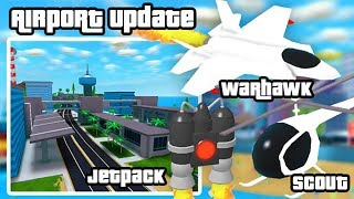 🔴VIP SERVER MAD CITY AIRPORT UPDATE MINI GAMES AND MORE🔴
