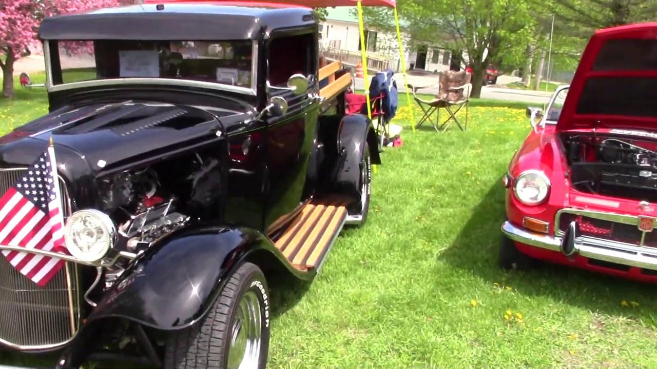St. Mary's Car Show  5-25-19