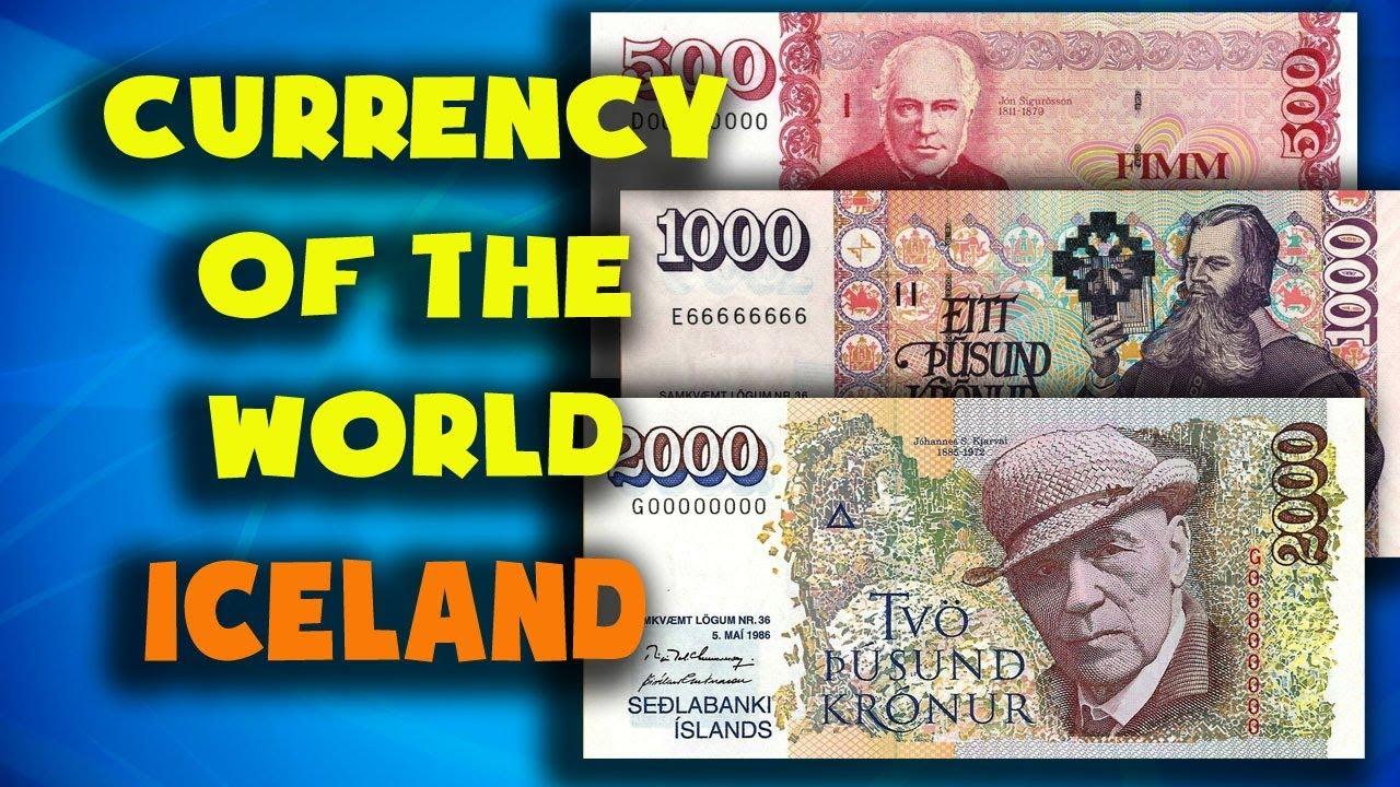 Iceland Icelandic Krona