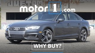 Why Buy? | 2017 Audi A4 Review