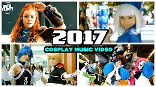 The 86th Floor: Cosplay Music Video 2017 - Ft. MCM Comic Con, Japan Expo, Animecon, and more!
