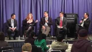 Future of California Elections Conference Panel 5 - Policy Forum