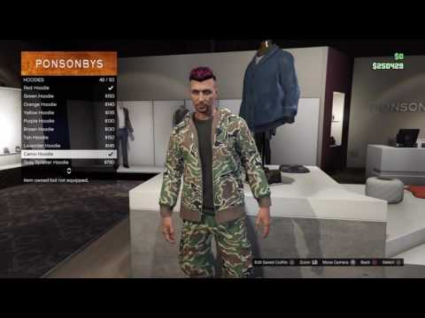 How to make a army outfit in gta 5 online