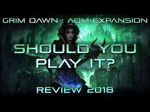 Grim Dawn - Best ARPG on the Market?