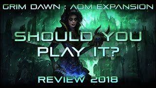 Grim Dawn - Best ARPG on the Market?