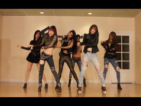 T-ARA 'SUGAR FREE' KPOP dance cover by S.O.F (secciya)