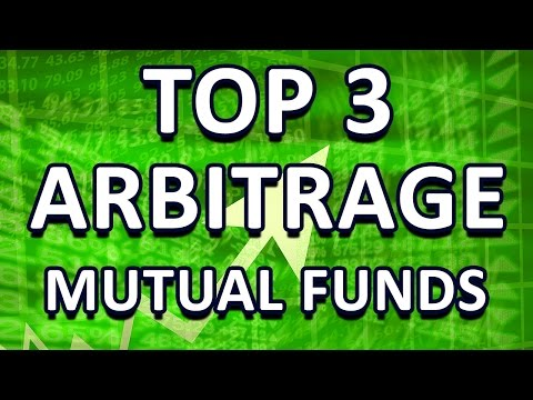 Top 3 Arbitrage Mutual Funds