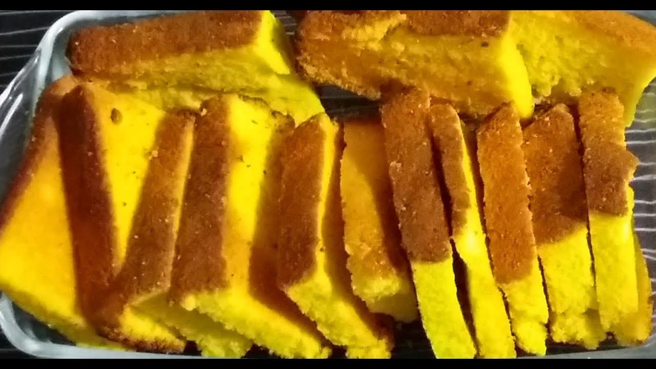 Cake Rusk Recipe In Urdu Cake Rusk Recipe Cake Rusk Rusk Cake