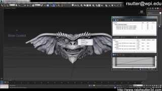 facial rigging for characters in 3ds max part 1 of 2