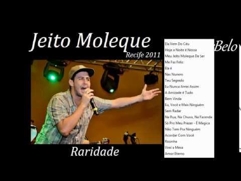 cd completo de jeito moleque 2011