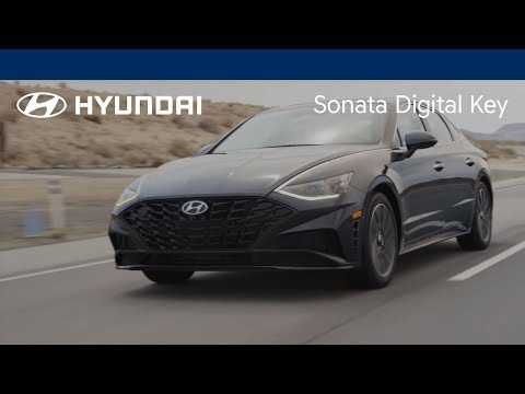 Digital Key   2020 Sonata   Hyundai