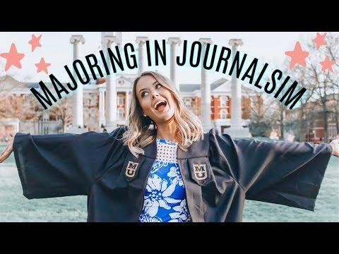 Majoring in Broadcast Journalism | what it's like, skills yo