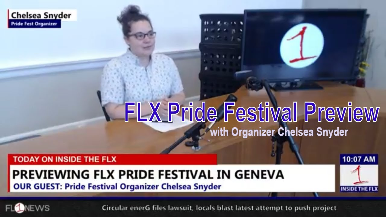 Pride Month, FLX Pride Festival & Improving Dialogue .::. Inside the FLX 6/4/18